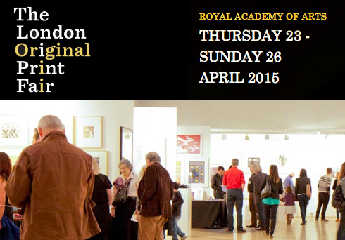 London Original Print Fair 2015