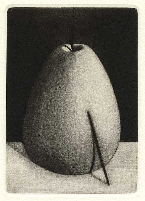 Nicolas Party - Mezzotint