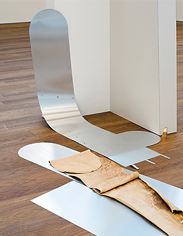 Overlap - Claire Barclay